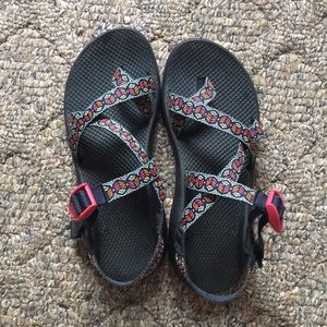 Chaco's Women Z/Cloud 2 with toe loop